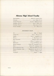 Page 16, 1934 Edition, Altoona High School - Horseshoe Yearbook (Altoona, PA) online yearbook collection