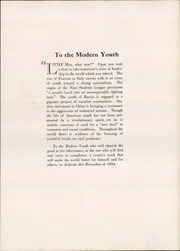 Page 9, 1934 Edition, Altoona High School - Horseshoe Yearbook (Altoona, PA) online yearbook collection