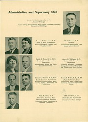Page 13, 1936 Edition, Altoona High School - Horseshoe Yearbook (Altoona, PA) online yearbook collection