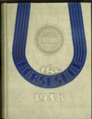 Page 1, 1938 Edition, Altoona High School - Horseshoe Yearbook (Altoona, PA) online yearbook collection