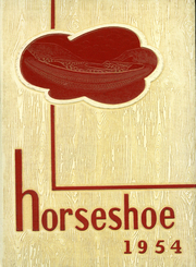 Altoona High School - Horseshoe Yearbook (Altoona, PA) online yearbook collection, 1954 Edition, Page 1
