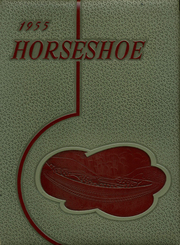 Altoona High School - Horseshoe Yearbook (Altoona, PA) online yearbook collection, 1955 Edition, Page 1