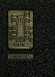 Frankford High School - Record Yearbook (Philadelphia, PA) online yearbook collection, 1942 Edition, Page 1