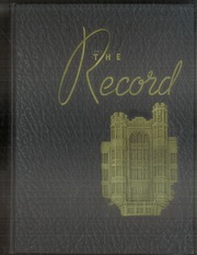 Frankford High School - Record Yearbook (Philadelphia, PA) online yearbook collection, 1945 Edition, Page 1