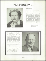 Page 13, 1956 Edition, Lincoln High School - Knight Yearbook (Philadelphia, PA) online yearbook collection