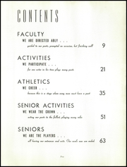 Page 7, 1956 Edition, Lincoln High School - Knight Yearbook (Philadelphia, PA) online yearbook collection