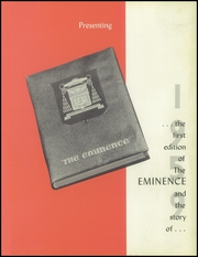 Page 5, 1959 Edition, Cardinal Dougherty High School - Eminence Yearbook (Philadelphia, PA) online yearbook collection