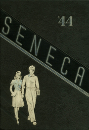 Page 1, 1944 Edition, Penn Hills High School - Seneca Yearbook (Penn Hills, PA) online yearbook collection