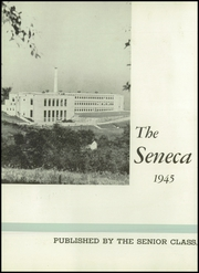 Page 6, 1945 Edition, Penn Hills High School - Seneca Yearbook (Penn Hills, PA) online yearbook collection