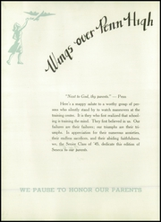 Page 8, 1945 Edition, Penn Hills High School - Seneca Yearbook (Penn Hills, PA) online yearbook collection