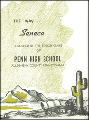 Page 7, 1949 Edition, Penn Hills High School - Seneca Yearbook (Penn Hills, PA) online yearbook collection