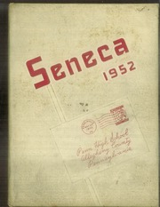 Page 1, 1952 Edition, Penn Hills High School - Seneca Yearbook (Penn Hills, PA) online yearbook collection