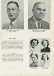 Page 15, 1952 Edition, Penn Hills High School - Seneca Yearbook (Penn Hills, PA) online yearbook collection