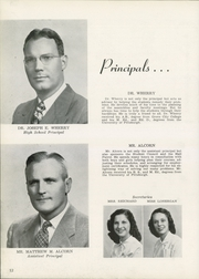 Page 16, 1952 Edition, Penn Hills High School - Seneca Yearbook (Penn Hills, PA) online yearbook collection
