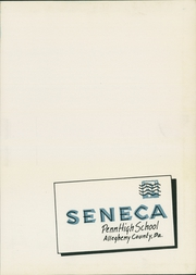 Page 5, 1952 Edition, Penn Hills High School - Seneca Yearbook (Penn Hills, PA) online yearbook collection