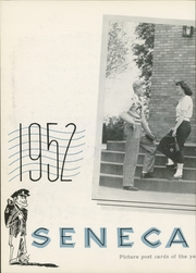 Page 6, 1952 Edition, Penn Hills High School - Seneca Yearbook (Penn Hills, PA) online yearbook collection