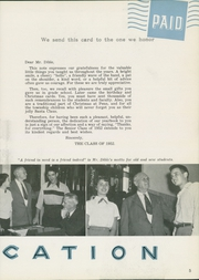 Page 9, 1952 Edition, Penn Hills High School - Seneca Yearbook (Penn Hills, PA) online yearbook collection