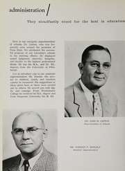 Page 14, 1956 Edition, Penn Hills High School - Seneca Yearbook (Penn Hills, PA) online yearbook collection