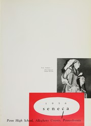 Page 5, 1956 Edition, Penn Hills High School - Seneca Yearbook (Penn Hills, PA) online yearbook collection
