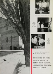 Page 7, 1956 Edition, Penn Hills High School - Seneca Yearbook (Penn Hills, PA) online yearbook collection