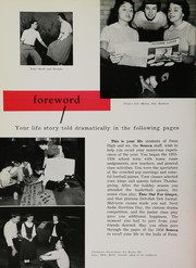 Page 8, 1956 Edition, Penn Hills High School - Seneca Yearbook (Penn Hills, PA) online yearbook collection