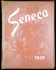 Page 1, 1959 Edition, Penn Hills High School - Seneca Yearbook (Penn Hills, PA) online yearbook collection