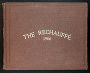 Page 1, 1906 Edition, Easton Area High School - Rechauffe Yearbook (Easton, PA) online yearbook collection