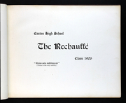 Page 9, 1906 Edition, Easton Area High School - Rechauffe Yearbook (Easton, PA) online yearbook collection