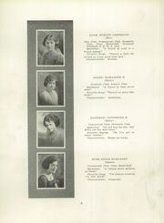 Page 10, 1922 Edition, Easton Area High School - Rechauffe Yearbook (Easton, PA) online yearbook collection