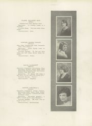 Page 11, 1922 Edition, Easton Area High School - Rechauffe Yearbook (Easton, PA) online yearbook collection