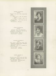 Page 15, 1922 Edition, Easton Area High School - Rechauffe Yearbook (Easton, PA) online yearbook collection