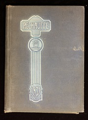 Page 1, 1927 Edition, Easton Area High School - Rechauffe Yearbook (Easton, PA) online yearbook collection