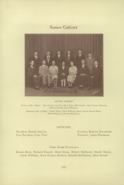 Page 14, 1932 Edition, Easton Area High School - Rechauffe Yearbook (Easton, PA) online yearbook collection
