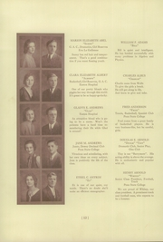 Page 16, 1932 Edition, Easton Area High School - Rechauffe Yearbook (Easton, PA) online yearbook collection