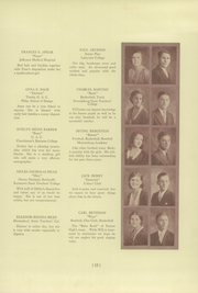 Page 17, 1932 Edition, Easton Area High School - Rechauffe Yearbook (Easton, PA) online yearbook collection