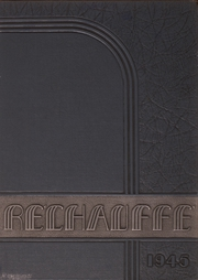 1945 Edition, Easton Area High School - Rechauffe Yearbook (Easton, PA)