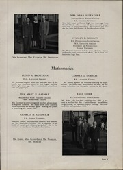 Page 13, 1946 Edition, Easton Area High School - Rechauffe Yearbook (Easton, PA) online yearbook collection