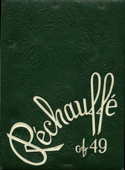 1949 Edition, Easton Area High School - Rechauffe Yearbook (Easton, PA)