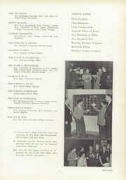 Page 11, 1950 Edition, Easton Area High School - Rechauffe Yearbook (Easton, PA) online yearbook collection