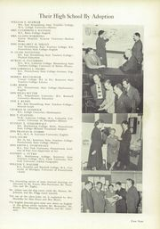 Page 13, 1950 Edition, Easton Area High School - Rechauffe Yearbook (Easton, PA) online yearbook collection
