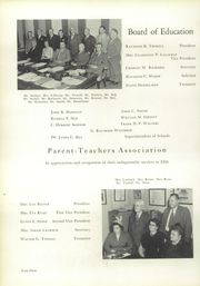Page 8, 1950 Edition, Easton Area High School - Rechauffe Yearbook (Easton, PA) online yearbook collection
