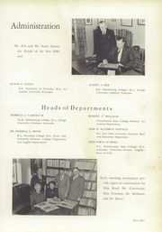 Page 9, 1950 Edition, Easton Area High School - Rechauffe Yearbook (Easton, PA) online yearbook collection