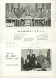 Page 10, 1952 Edition, Easton Area High School - Rechauffe Yearbook (Easton, PA) online yearbook collection