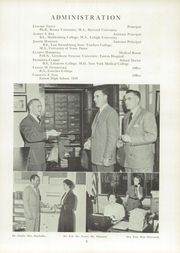 Page 11, 1952 Edition, Easton Area High School - Rechauffe Yearbook (Easton, PA) online yearbook collection