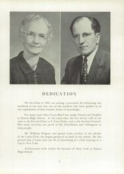 Page 9, 1952 Edition, Easton Area High School - Rechauffe Yearbook (Easton, PA) online yearbook collection
