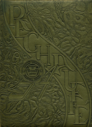 1954 Edition, Easton Area High School - Rechauffe Yearbook (Easton, PA)
