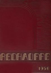 1956 Edition, Easton Area High School - Rechauffe Yearbook (Easton, PA)