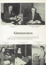 Page 11, 1957 Edition, Easton Area High School - Rechauffe Yearbook (Easton, PA) online yearbook collection