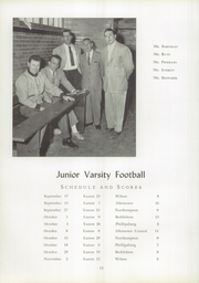 Page 16, 1957 Edition, Easton Area High School - Rechauffe Yearbook (Easton, PA) online yearbook collection