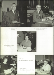 Page 10, 1958 Edition, Easton Area High School - Rechauffe Yearbook (Easton, PA) online yearbook collection